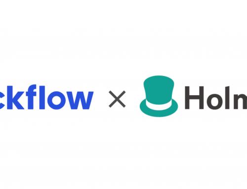 クラウド稟議・ワークフローシステム「kickflow」が契約マネジメントシステム「ホームズクラウド」と業務提携
